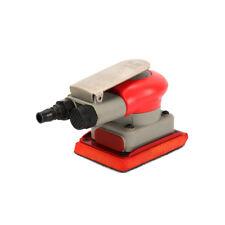 Handheld Palm Square Air Sander Random Orbital Polisher Machine Pneumatic Tool