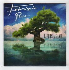 (FZ159) Fabrizio Peco, Life Is A Game - DJ CD