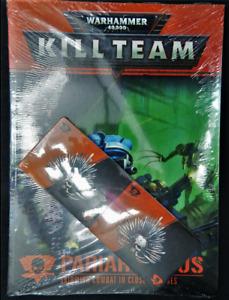 Kill Team Pariah Nexus Rules Book Cards Decks Warhammer 40K Necrons Labyrinth