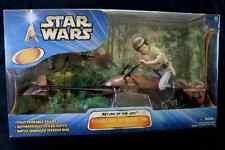 "Star Wars Return of Jedi 12"" Princess Leia SpeederBike Endor Chase"
