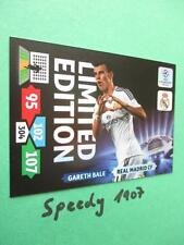 Champions League 2013 Limited Edition bale real madrid Panini Adrenalyn 13 14