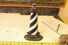 Cast Iron Lighthouse Garden Door Stop