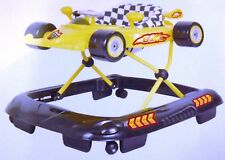 NEW RACING CAR WALKER ACTIVITY TOY / MUSICAL / FAST DELIVERY /RRP 69.99 YELLOW