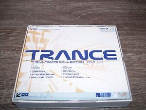 Trance - The Ultimate Collection Vol. 2 2003 Volume * 4 CD BOX HOLLAND *
