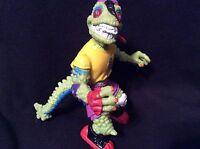 1990 TMNT Teenage Mutant Ninja Turtles Mondo Gecko Playmates Toys