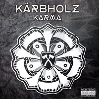 KÄRBHOLZ - KARMA (LIMITED BLUE SKY VINYL+MP3)   VINYL LP + MP3 NEW+