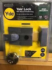 Yale Lock Cylinder Latch High Security