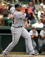 Detroit Tigers MIGUEL CABRERA Glossy 8x10 Photo Print Poster Triple Crown