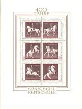 1972   AUSTRIA  -  SG  MS 1645  -  HORSES  -  UMM