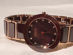 Bering Ladys Ceramic Watch 11429-765 rrp £229