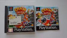 Crash Bash Complet sur PS1 et PS2 !!!!