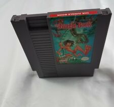 DISNEY'S JUNGLE BOOK NES NINTENDO GAME RARE GREAT LABEL AUTHENTIC CART ONLY