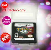 Pokemon:Pearl Version (Nintendo DS, 2007) Game Only for Nintendo DS Lite TESTED