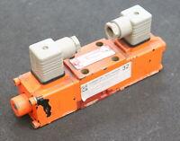 HERION 4/3-Wegeventil Hydraulik pmax= 315bar Typ S6VH10G009001100 Nr. 5241700