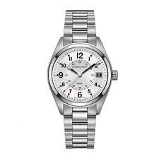 New Hamilton Khaki Field Quartz Stainless Steel Men's Watch H68551153