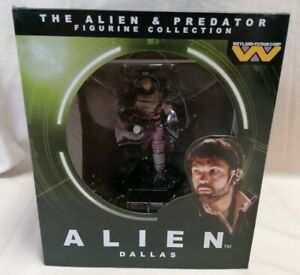 ALIENS - MIB Eaglemoss Hero Collection Alien & Predator Alien Dallas Figure #6