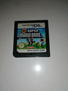 Jeu Nintendo DS New Super Mario Bros