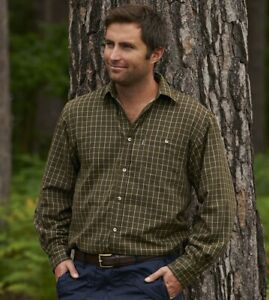 Fleece Lined Champion Milton Shirt, Extra Warmth and Comfort Autumn SALE
