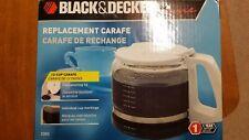 Black & Decker Replacement Carafe
