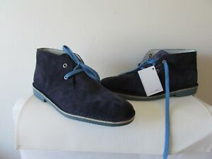 Shoes TBS Suede Blue Matisse Cave Size 43
