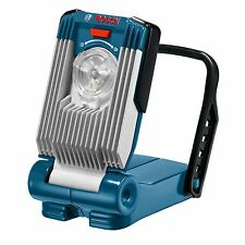 Bosch Blue CORDLESS LED TORCH GLI-Vari-LED18V-BB Li-Ion 9 Settable Angles 300Lux