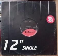 "GEORGE DUKE  THIEF IN THE NIGHT DISCO 12"" MAXI 45RpM FRENCH LP ELEKTRA 1985"
