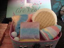 Unicorn Gift Set Lush Scented Bath Bombs And Soaps