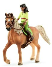- SHL42517 - Figurines de l'univers HORSE CLUB - Sarah & Mystery -