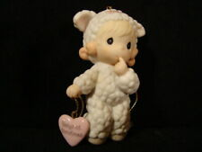Precious Moments Ornaments-Baby's 1'St Christmas-1999 Limited Edition-With Box