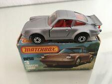 Matchbox Superfast Nr.3 Porsche 911 TurboOVP
