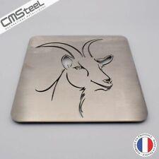 Dessous de Plat Chèvre en Inox