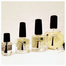 CND Creative Solar Oil  Sizes From Mini 3.7ml to 68ml ***CHOOSE YOUR SIZE***