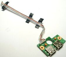 HP Pavilion HDX9000 Front USB Port Board 452314-001