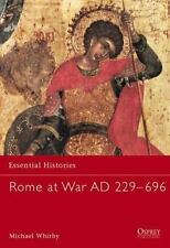 Essential Histories: Rome at War AD 293-696 21 by Michael Whitby (2002, Paperba…