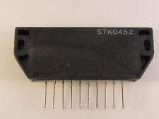 STK0452 SANYO AF Power Amplifier 25W