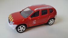 DACIA DUSTER Modellauto model car Maßstab 1:64 von Norev Original NEU & OVP