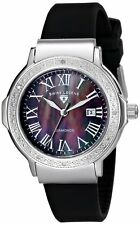 Swiss Legend SL-20032D-01 Women's South Beach Diamonds Mother of Pearl Watch