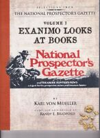 Selections From the National Prospector's Gazette Vol 1: Karl von Mueller (Book)