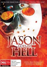 Jason Goes To Hell - The Final Friday (DVD, 2015)