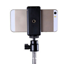 Practical mobile Cell Phone Clip Bracket Holder for tripod/monopod Stand Fine t