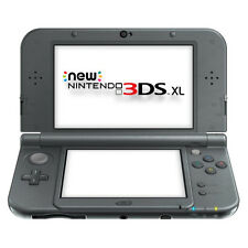 Nintendo New 3DS XL - Black Handheld System