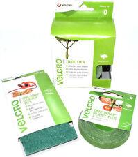 3, GENUINE VELCRO® PLANT TIE GARDEN TREE ONE WRAP CABLE TIES WEATHERPROOF