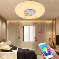 Plafoniera a LED dimmerabile cambia colore Lampada da soffitto Lampada da parete
