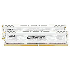 Crucial 8GB Kit 4GBx2 DDR4 PC4-19200 DIMM 288-pin Memory Ram BLS2K4G4D240FSC