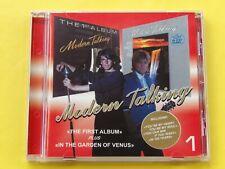 MODERN TALKING - The 1st Album / The 6th Album / D. Bohlen T. Anders / RAR / CD