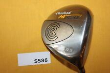 Cleveland Hibore 9.5º Driver Fujikura Gold Stiff Graphite Golf Club S586