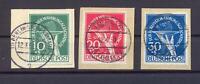 Berlin 68-70 Währungsgeschädigte gestempelt komplett geprüft Schlegel (ls28)