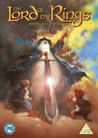 The Lord Of The Rings Originale Animato Classico Nuovo DVD Region 2