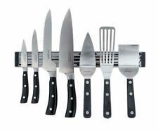 Wall Mount Magnetic Knife Storage Holder Chef Rack Strip Utensil Kitchen Tool K