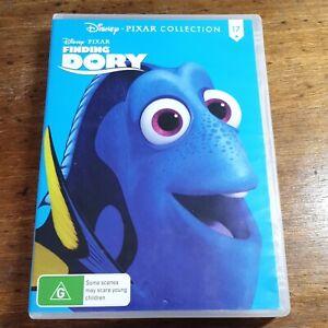 Finding DORY Disney Pixar  DVD R4 Like New! FREE POST